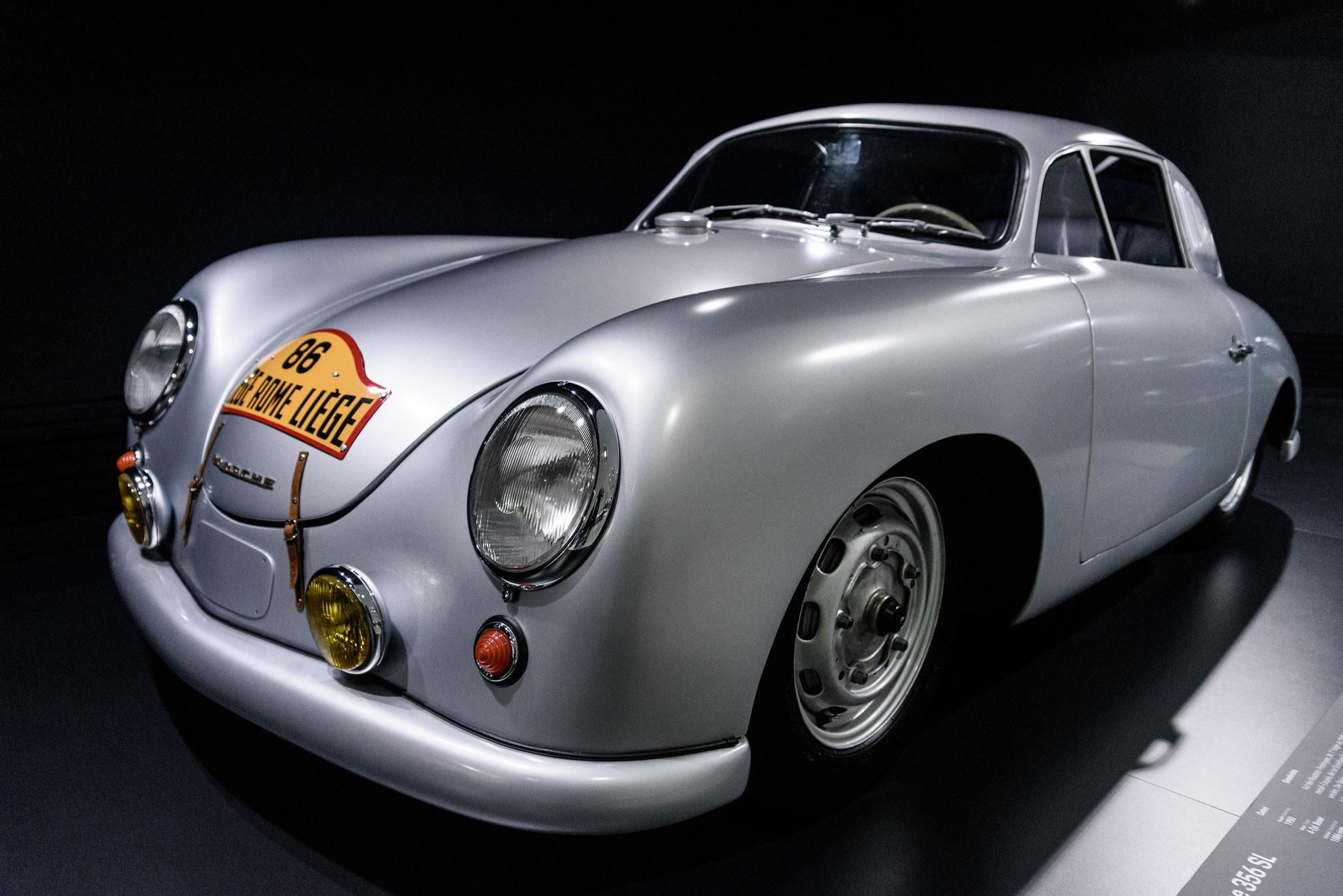 Porsche 356 Super Leicht
