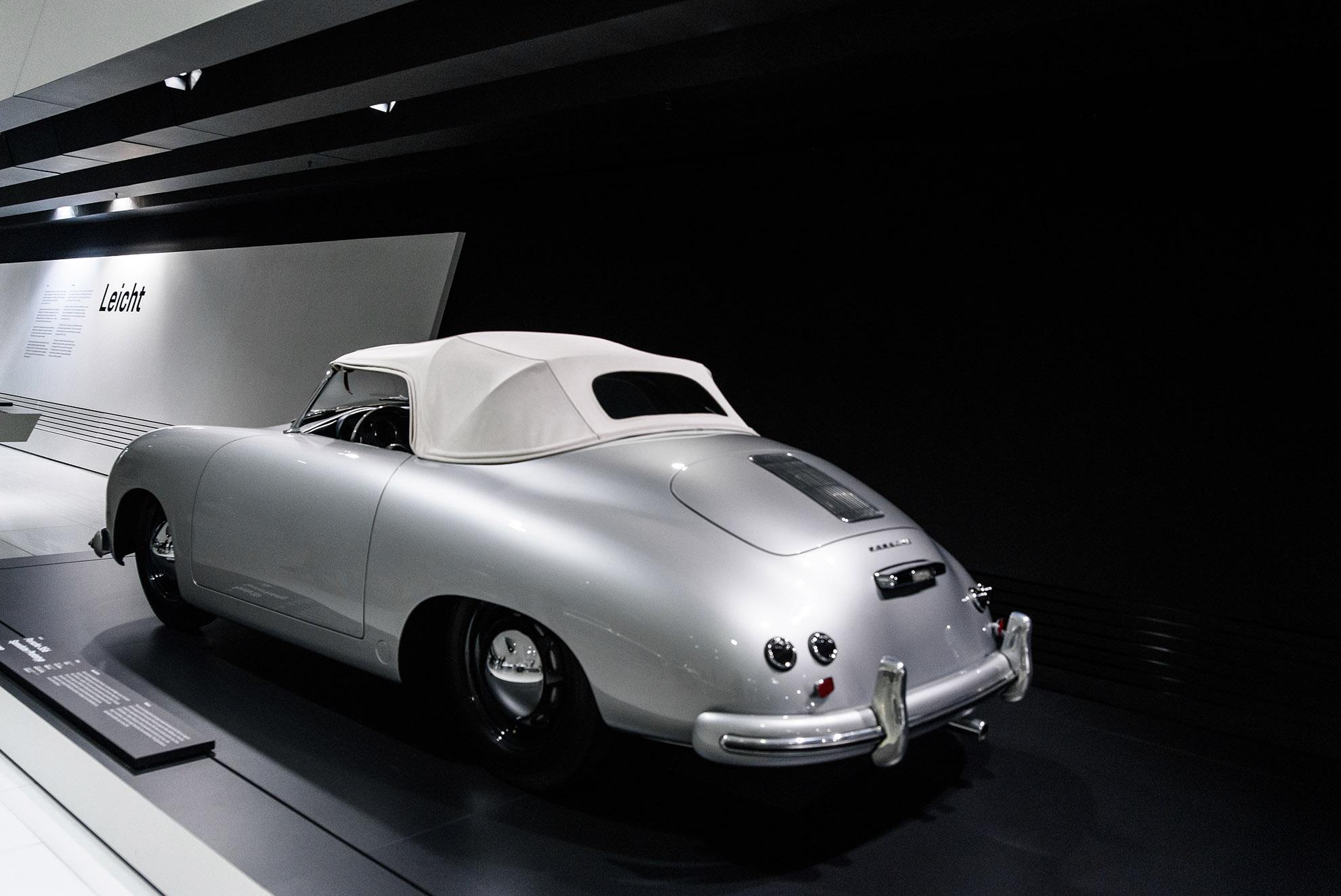Porsche 356 Speedster Prototyp