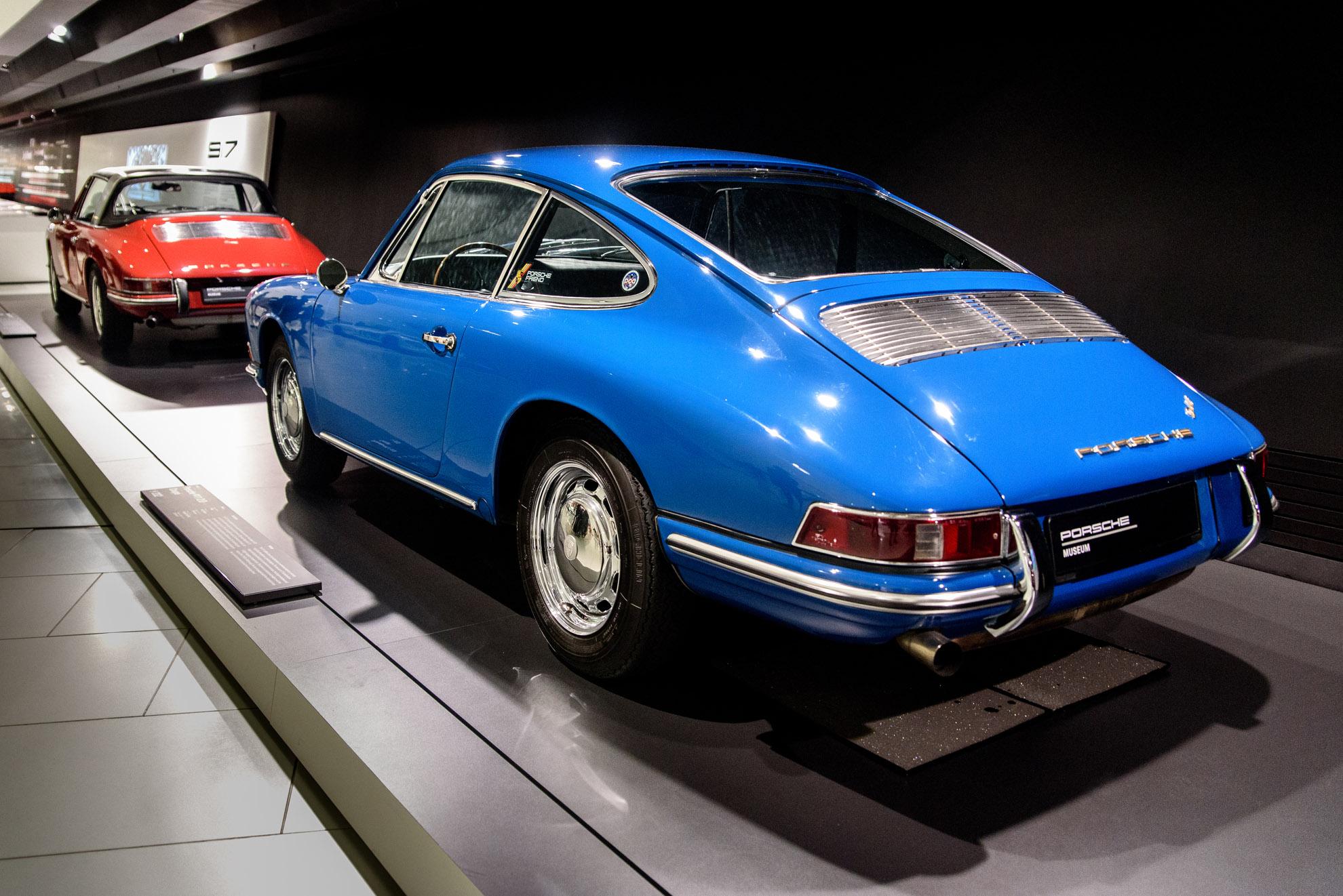 Porsche 911 2.0 Coupe z 1965 roku