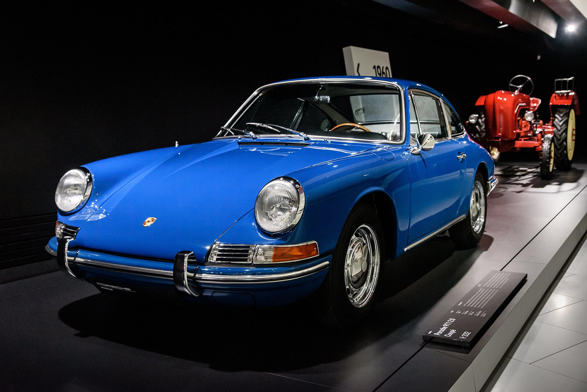 Porsche 911 2.0 Coupe