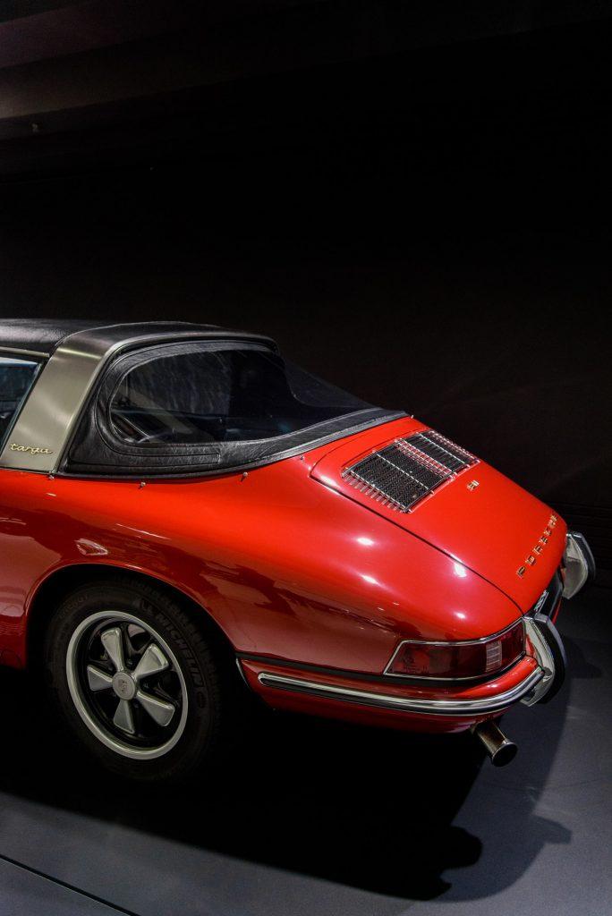Porsche 2.0 911 Targa z 1967 roku