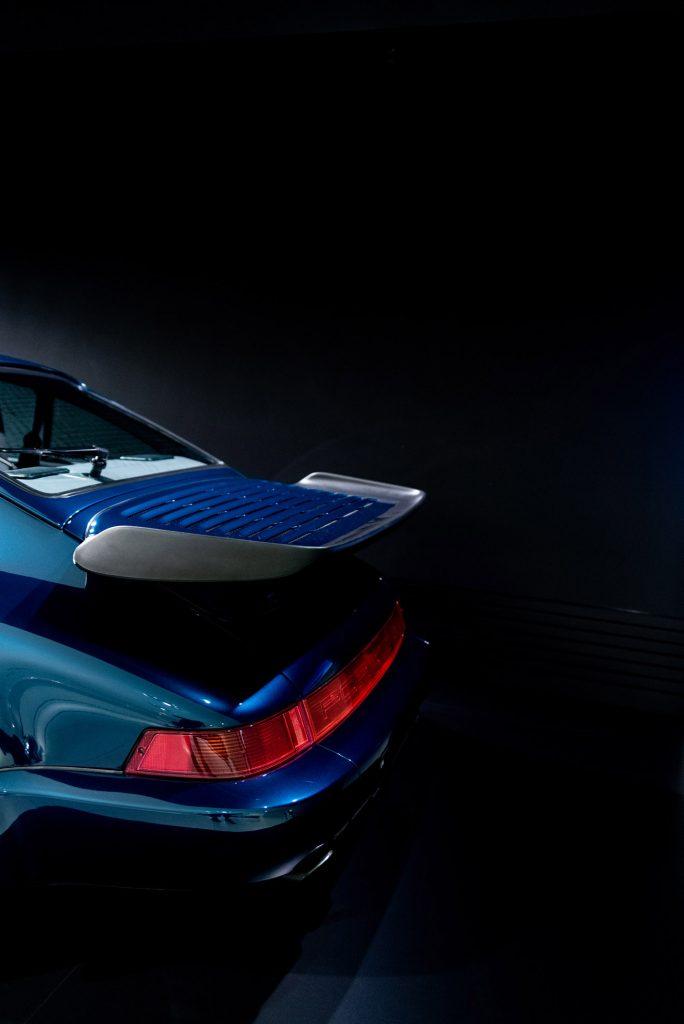 Porsche 911 Turbo 3.3 Coupé- 1990 r.