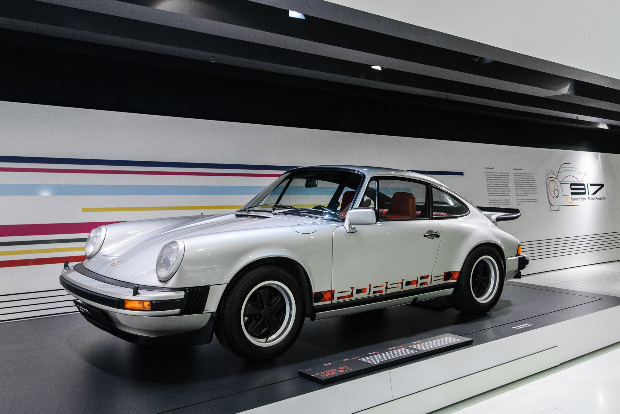 Pierwsze Porsche 911 Turbo (930)