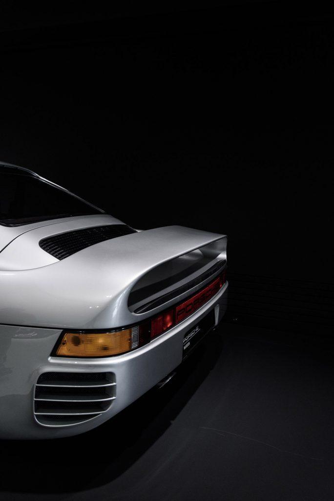 Porsche 959 Coupé z 1987 roku