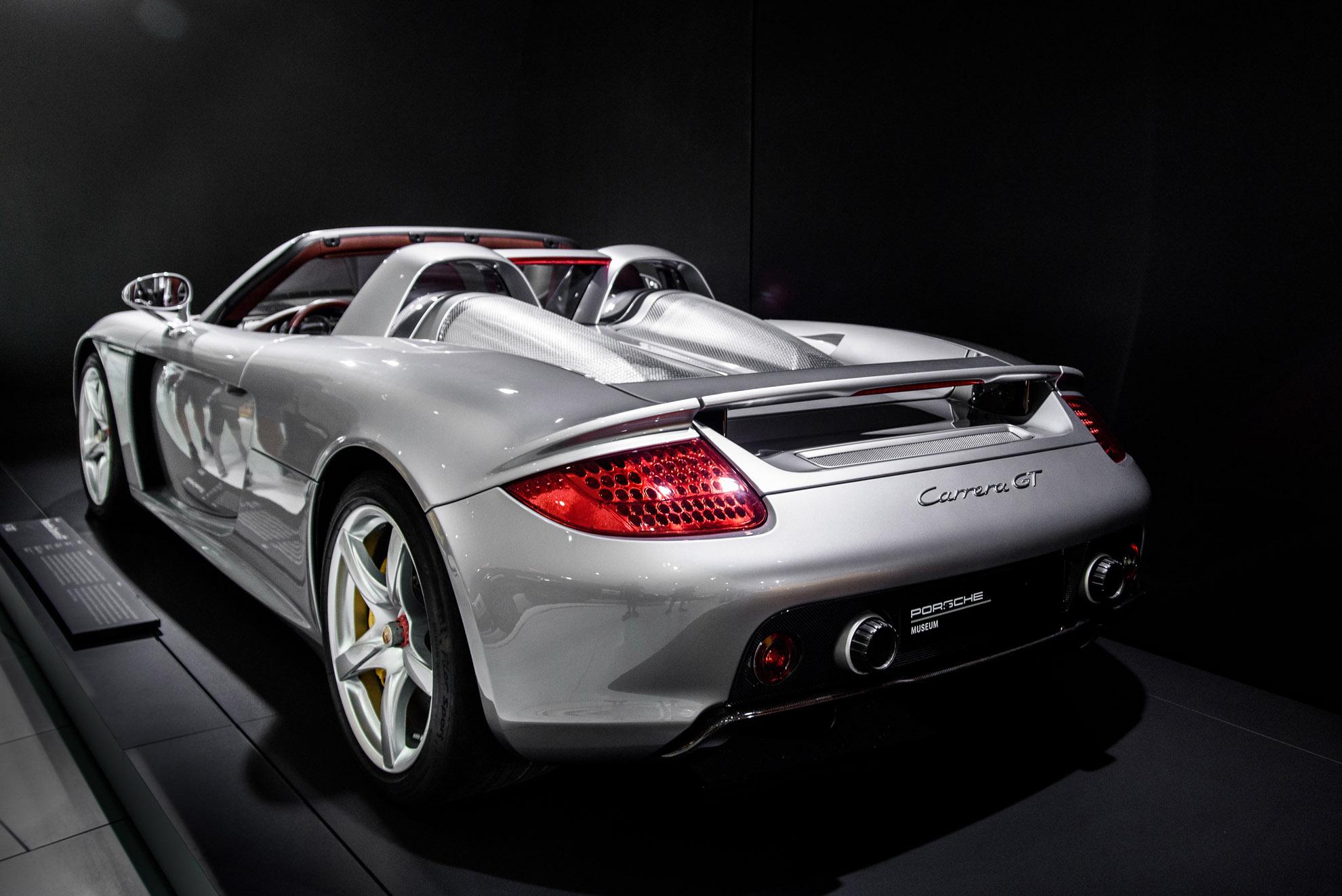 Porsche Carrera GT (2003 r.)