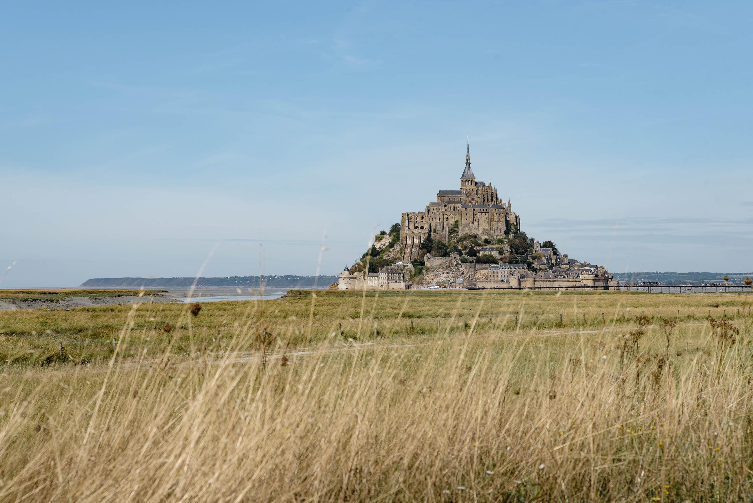 Opactwo św. Michała Archanioła na Mont Saint-Michel