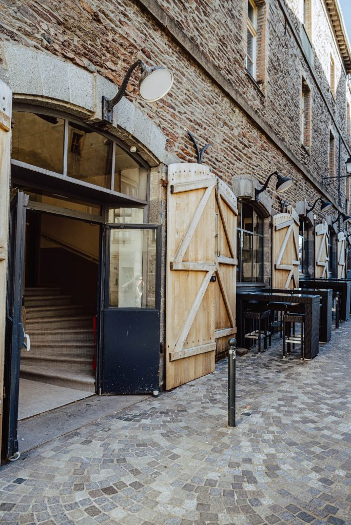 Rennes - kamienice