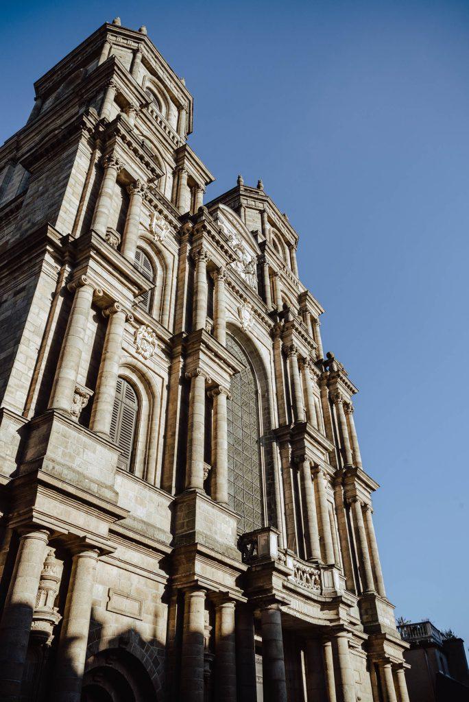 Katedra św. Piotra w Rennes