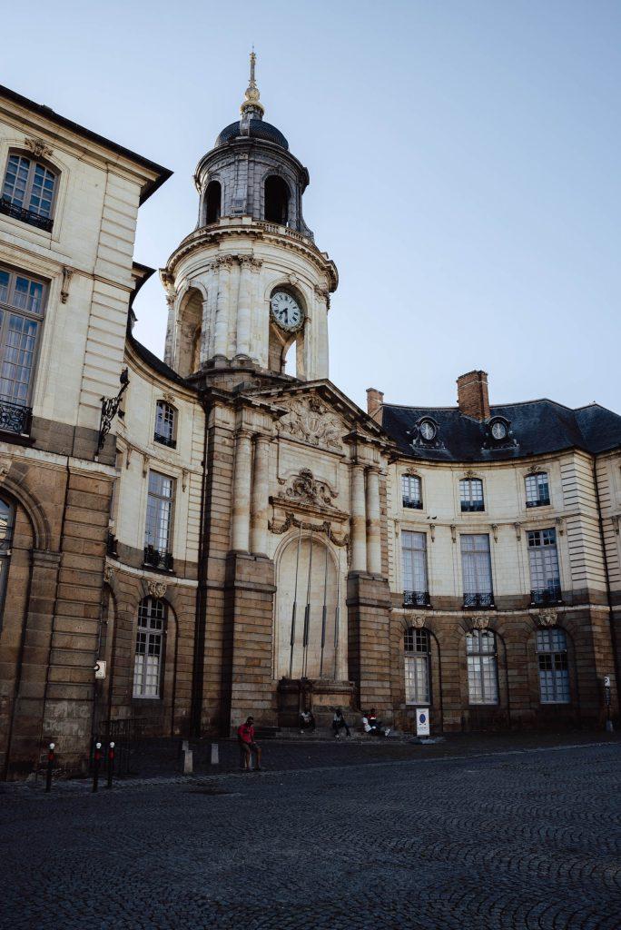 Ratusz w Rennes