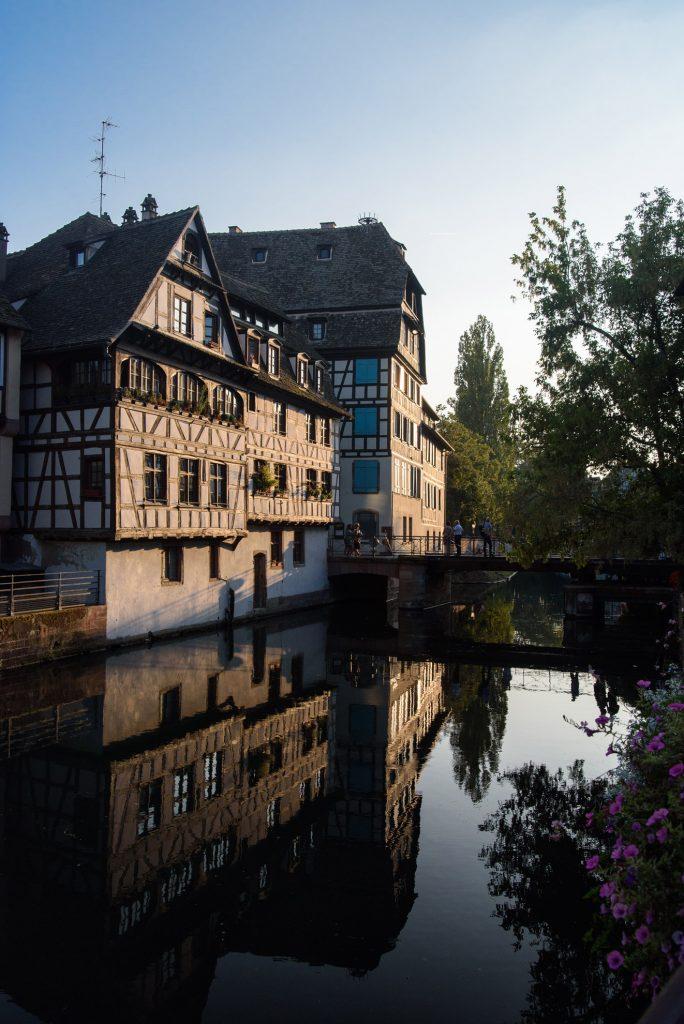 Mała Francja - Strasburg