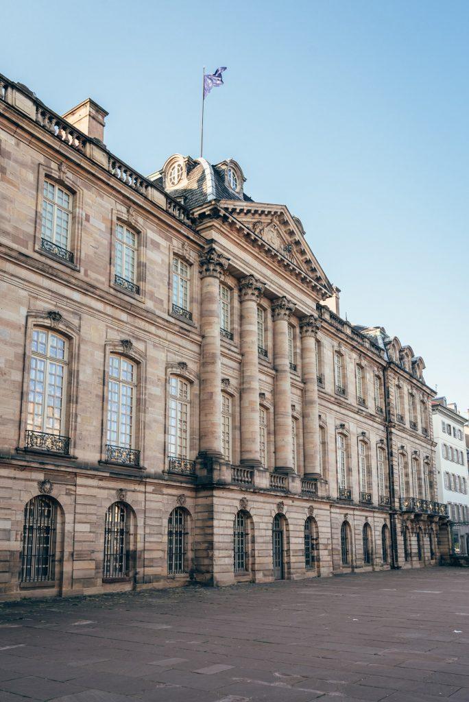 Pałac Rohan w Strasburgu