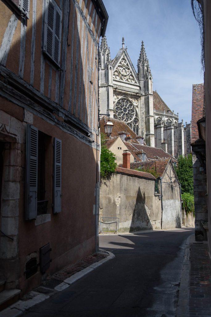 Katedra św. Szczepana w Auxerre
