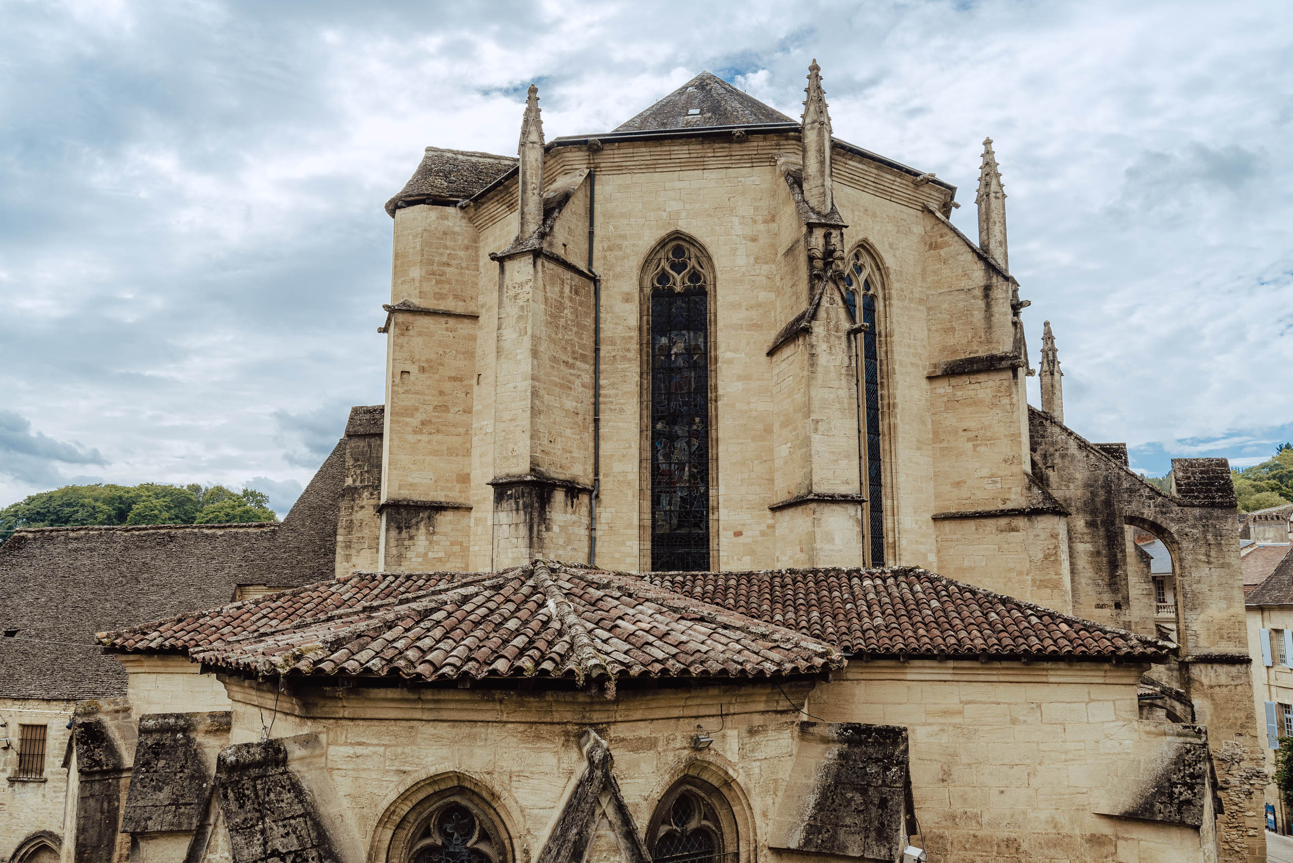 La cathédrale Saint-Sacerdos