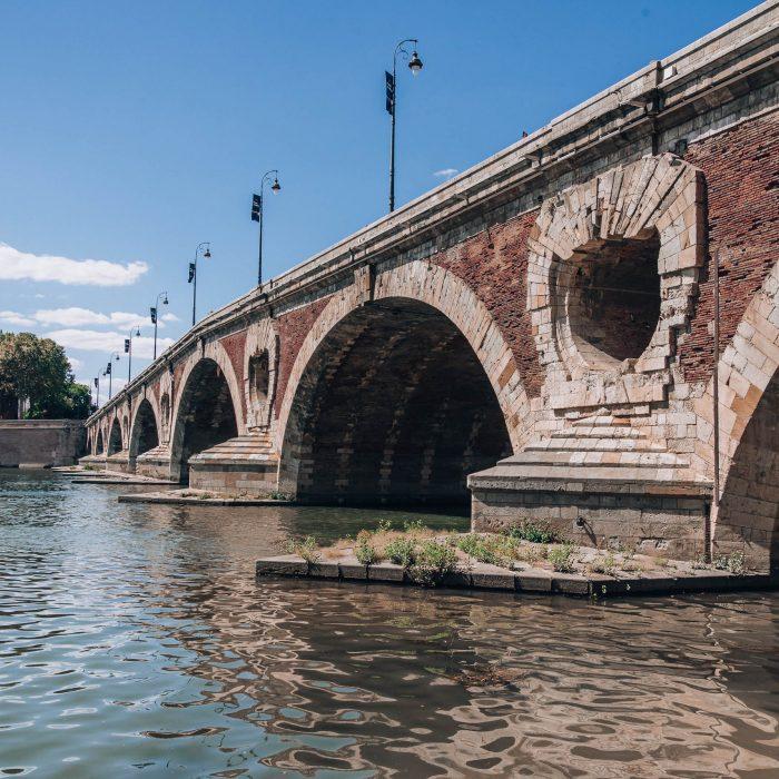 Tuluza - Pont Neuf