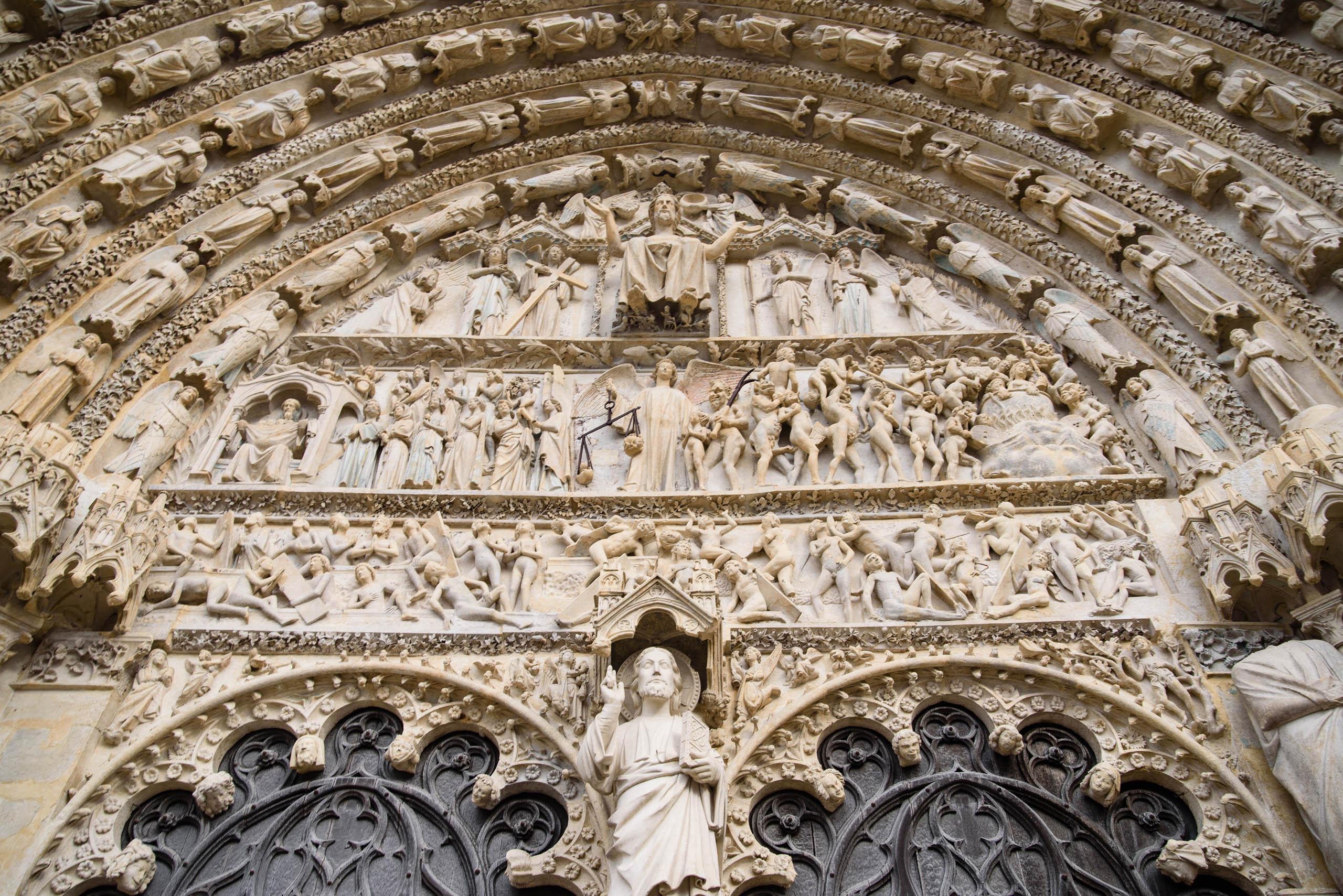 Katedra Św. Szczepana w Bourges